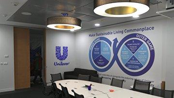 Офис компании Unilever в Москве перешел на удаленный режим работы из-за коронавируса