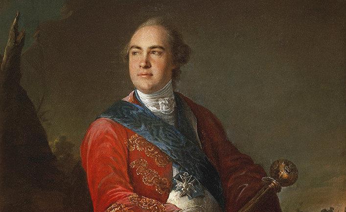Кирилл Григорьевич Разумовский