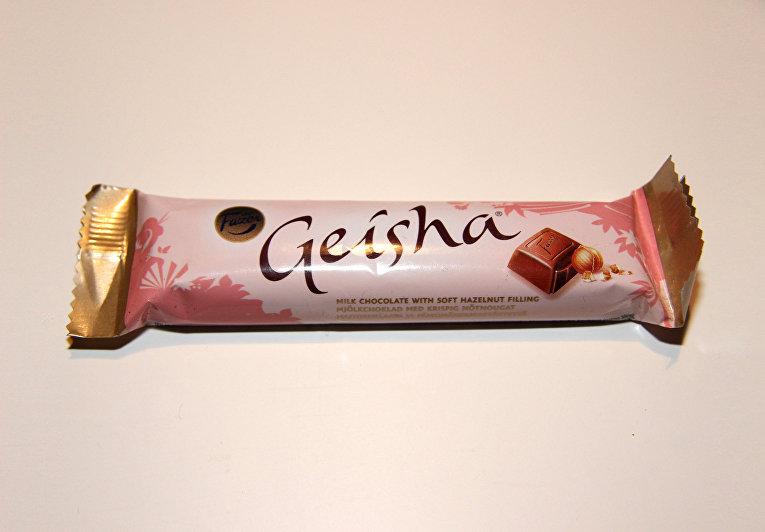 Конфеты Geisha