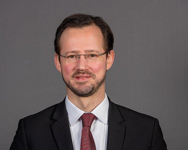Уполномоченный правительства ФРГ по отношениям с Россией Дирк Визе