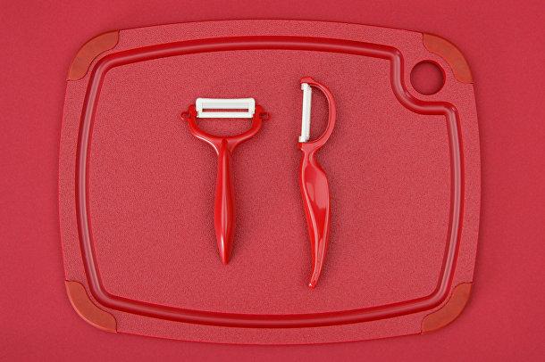 Резать холодное масло ножом