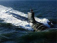 Атомная подводная лодка USS Seawolf (SSN 21)