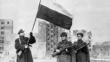 Освобождение Польши от немецко-фашистских захватчиков