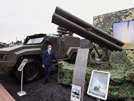 """Форум """"Армия-2020"""". Экспозиция"""
