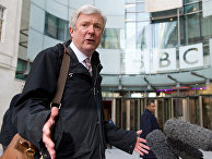 Британский журналист Тони Холл