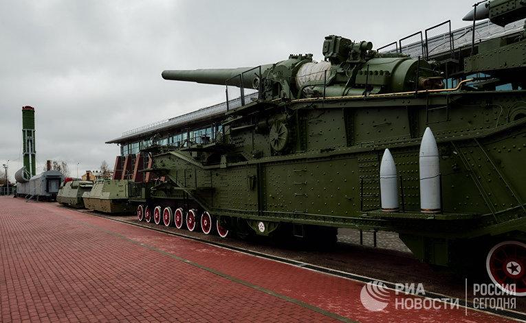 Открытие Музея российских железных дорог в Санкт-Петербурге