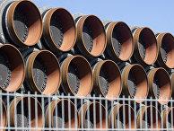"""Трубы для строительства газопровода """"Северный поток-2"""""""