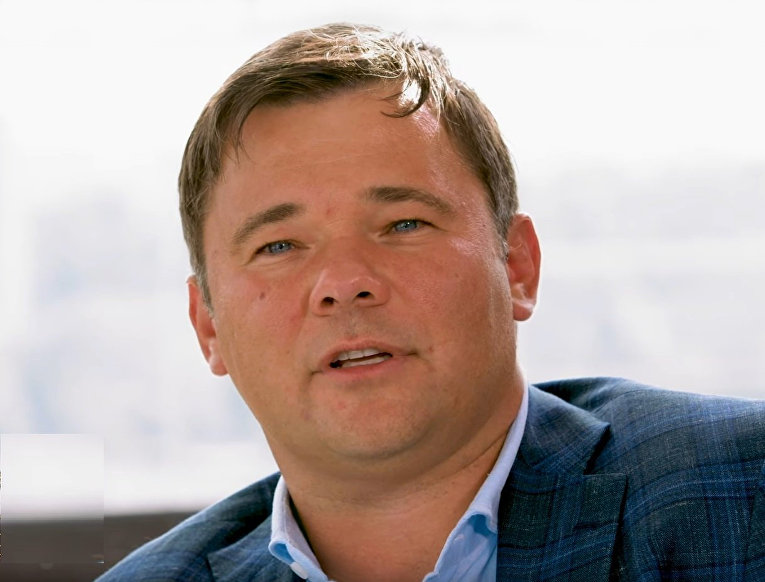 Андрей Богдан: Зеленский не понимает, куда катится Украина