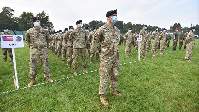 Главред (Украина): зачем Россия снова пугает НАТО наращиванием войск у границ Украины