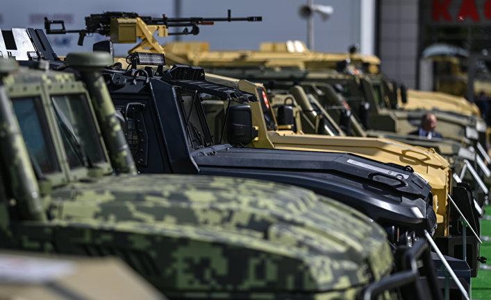 """Международный форум """"Армия-2020"""". Экспозиция"""