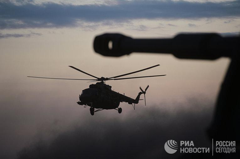 """Командно-штабные учения """"Кавказ-2020"""""""