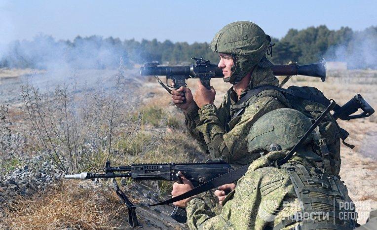 """Военные учения """"Славянское братство-2020"""""""