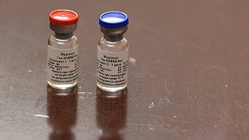 Брифинг, посвященный первой в мире зарегистрированной вакцине от COVID-19