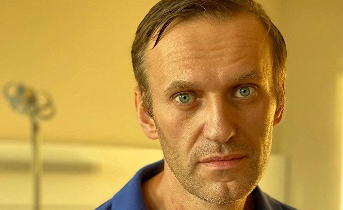 22сентября 2020. Алексей Навальный вклинике «Шарите», Берлин, Германия
