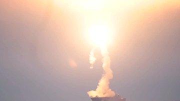 """Испытание гиперзвуковой ракеты """"Циркон"""""""