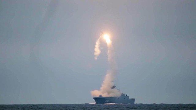 Yahoo News Japan (Япония): русские успешно поражают цель Цирконом
