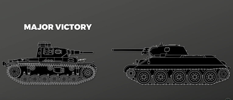 Panzer III против Т-34