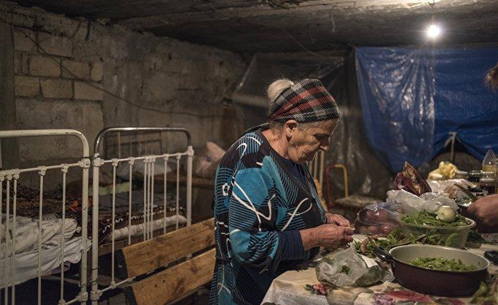 Ситуация вокруг Нагорного Карабаха
