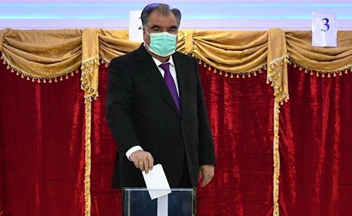 Выборы президента в Таджикистане