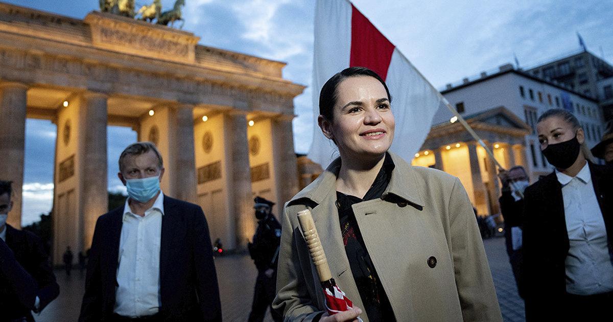 Белоруссия: Франция должна услышать голос этого народа, жаждущего свободы (Le Figaro, Франция) (Le Figaro)