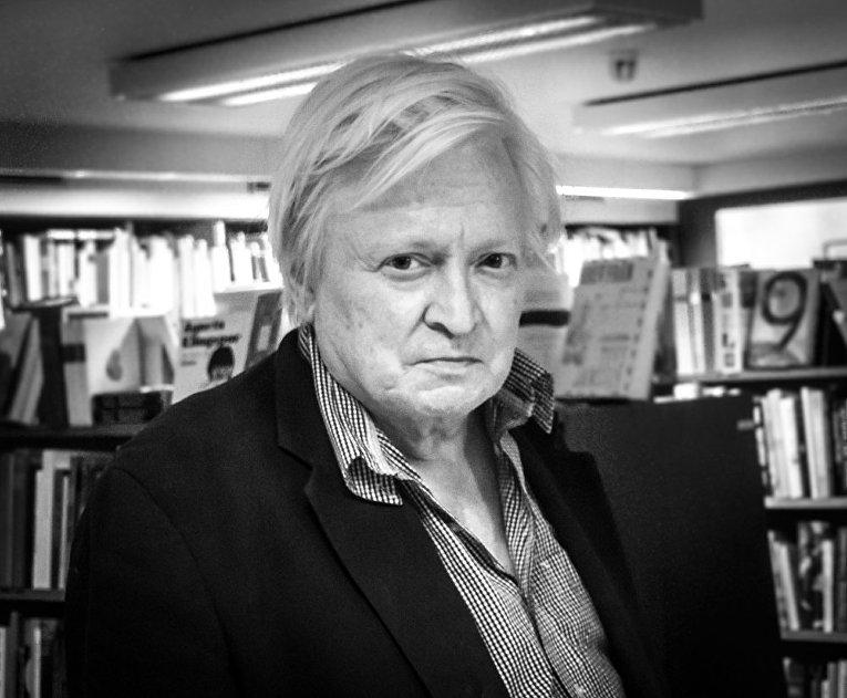 Писатель Стиг Ларссон, Швеция