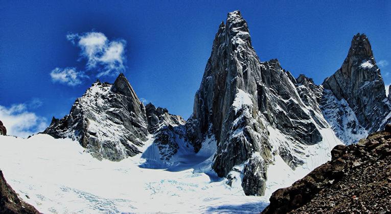 Анды, Аргентина