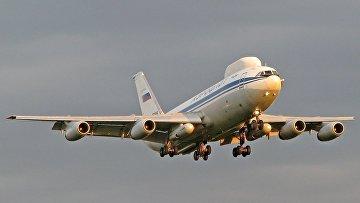 Воздушный командный пункт Ил-80