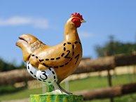 Изображение курицы