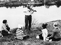немецкая семья вернулась в Поволжье в 1980 г.