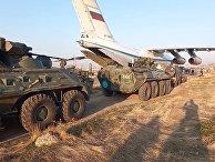 Отправка миротворцев в Нагорный Карабах