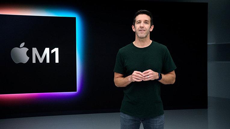 Apple анонсирует новые компьютеры с собственными процессорами