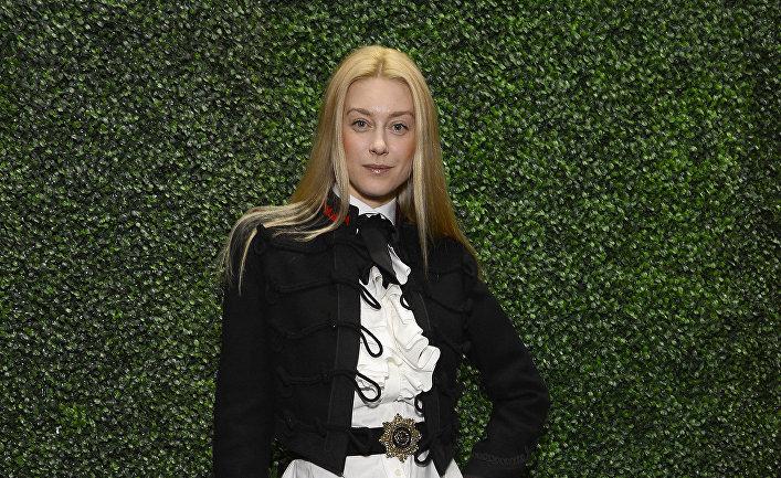 Российская модель Анастасия Хозисова