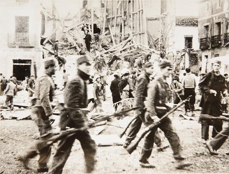 Гражданская война в Испании, 1938