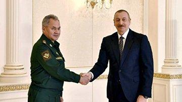 Визит делегации РФ в Азербайджан
