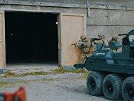 Германия бросает в бой наземные дроны