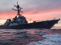 Эсминец США «Джон Маккейн» (USS John S. McCain)
