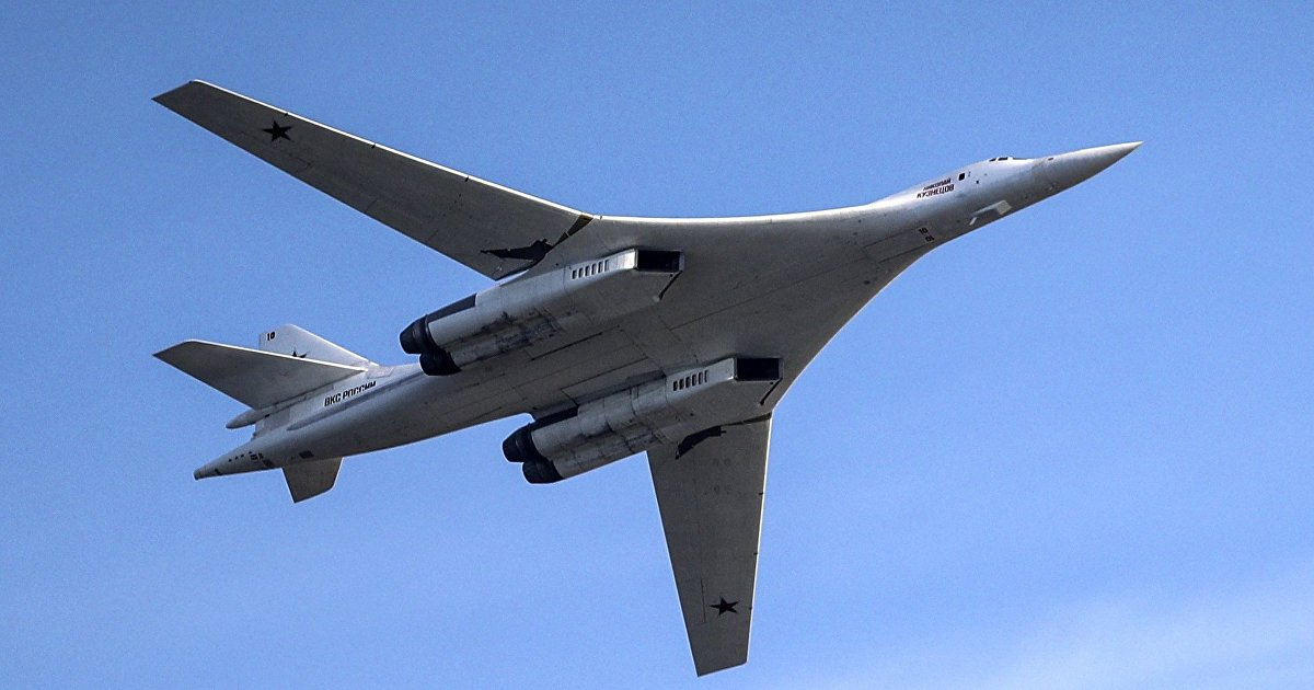 The National Interest (США): правда ли, что советский Ту-160  копия американского B-1 (The National Interest)