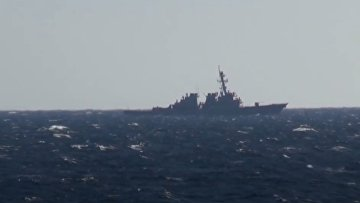 «Адмирал Виноградов» вытесняет «Джона Маккейна»: как это было
