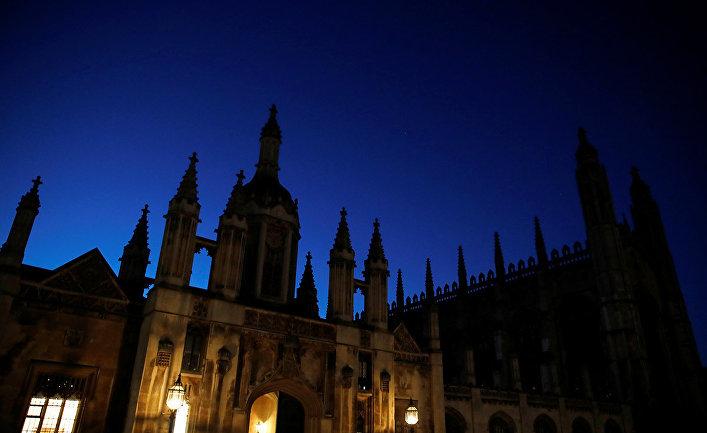 Кампус Кембрижского университета