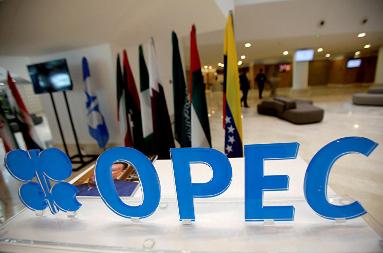 Логотип ОПЕК