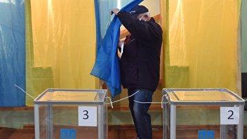 Второй тур региональных выборов на Украине
