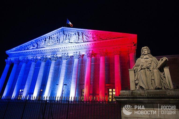Национальная ассамблея Франции