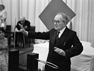 Изобретатель электромузыкального инструмента терменвокса Лев Термен