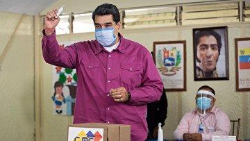 Парламентские выборы в Венесуэле