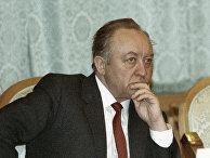 Премьер-министр Беларуси Кебич