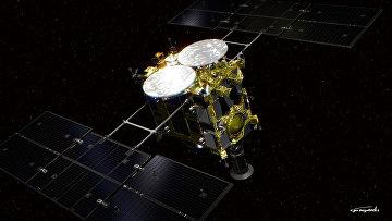 Автоматическая межпланетная станция Японского агентства аэрокосмических исследований «Хаябуса-2»