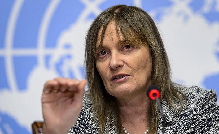 Глава комитета Франции по вакцине против Covid-19 Мари-Поль Кьени