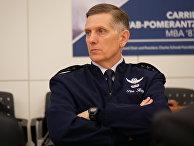 Командующий Глобальным ударным командованием ВВС США генерал Тимоти М. Рэй