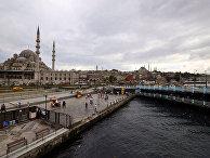 Район Эминёню в Стамбуле