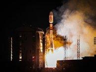 """Пуск ракеты-носителя """"Союз-2.1б"""" с космодрома Восточный"""
